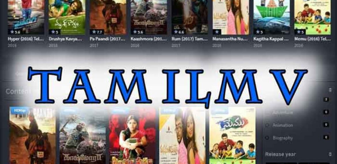 TamilMV Website: Download All Latest HD Tamil Movies Online To Watch For Free In 2020